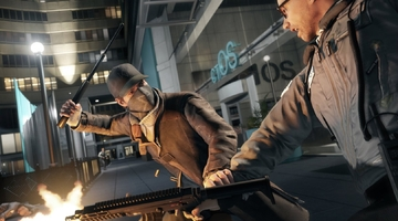 Watch Dogs back on top in the UK