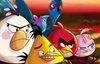 Angry Birds Rio Adds 26 New Levels With 'Timber Tumble'