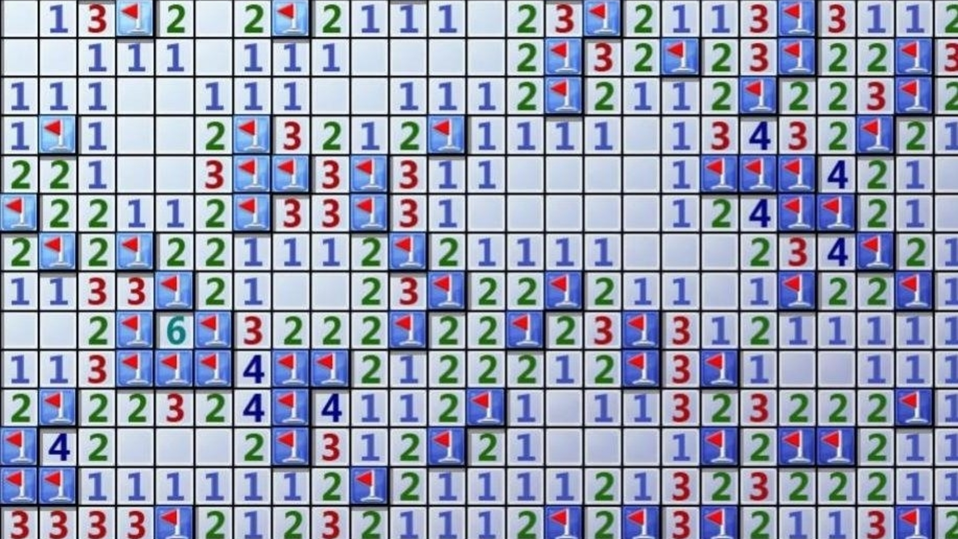 Every step you take: The story of Minesweeper