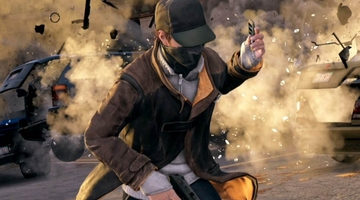 Watch Dogs clocks fifth week at UK number one