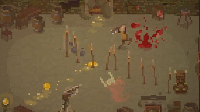 Asymmetrical competitive roguelike Crawl's Early Access release date announced