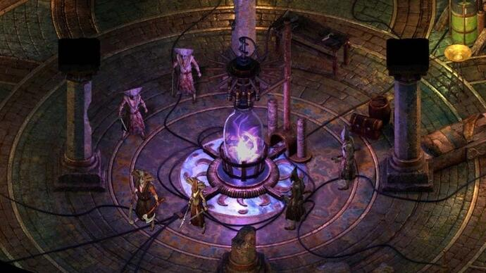 Pillars of Eternity mostra il gameplay in un lungo video