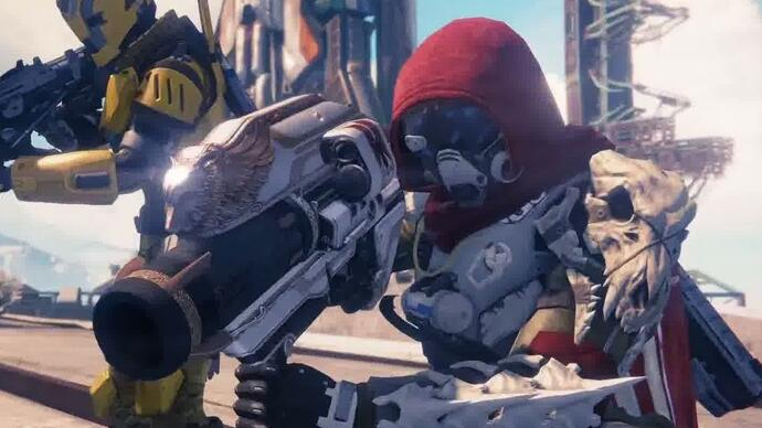 Over 4.6m people played the Destiny beta