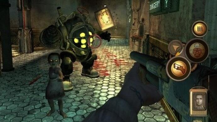 BioShock 1 announced for iPhone and iPad