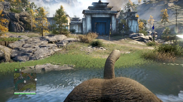 Far Cry 4: Elephant vs Stealth vs Helicopter in the Return of Far Cryathlon