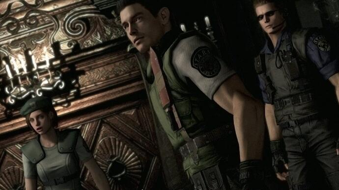 Resident Evil HD Remastered a 1080p e 30 fps su PS4 e Xbox One