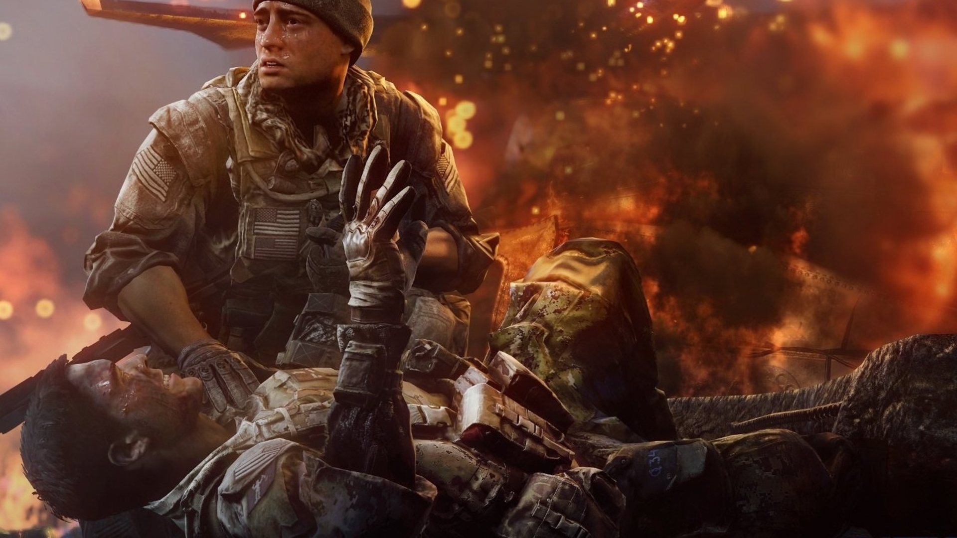 Battlefield 4's next big update cleans up HUD, tweaks soldier movement