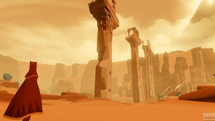 Journey y The Unfinished Swan confirmados para PS4