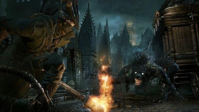 Bloodborne - Trailer Gamescom 2014
