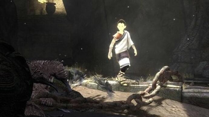 It's time for your latest update on The Last Guardian - again