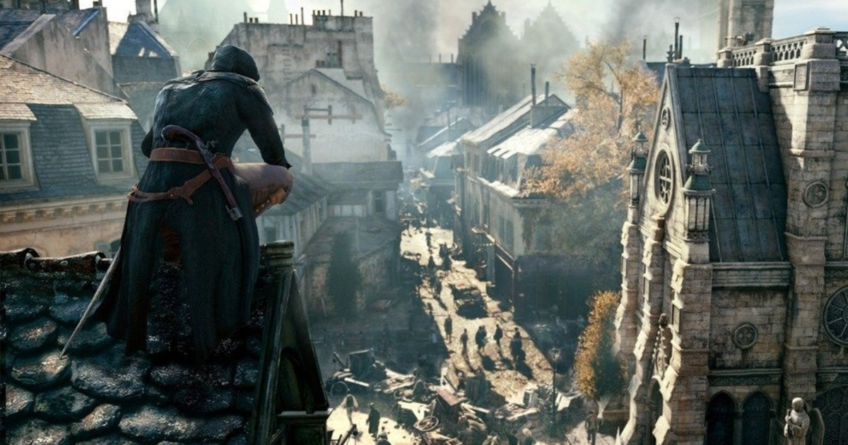 ac Unity New Gameplay Watch 11 Minutes of New