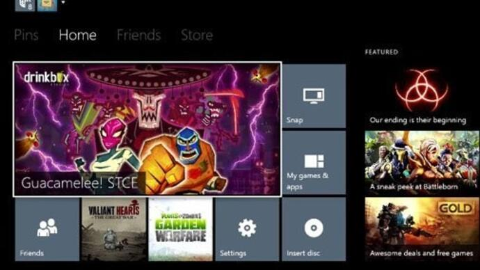 Xbox One snappable media player, Party updates roll out to preview members