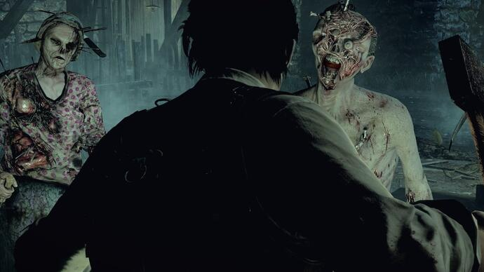 Más de una hora de gameplay de The Evil Within