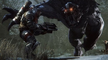 Evolve picks up Best of Gamescom award