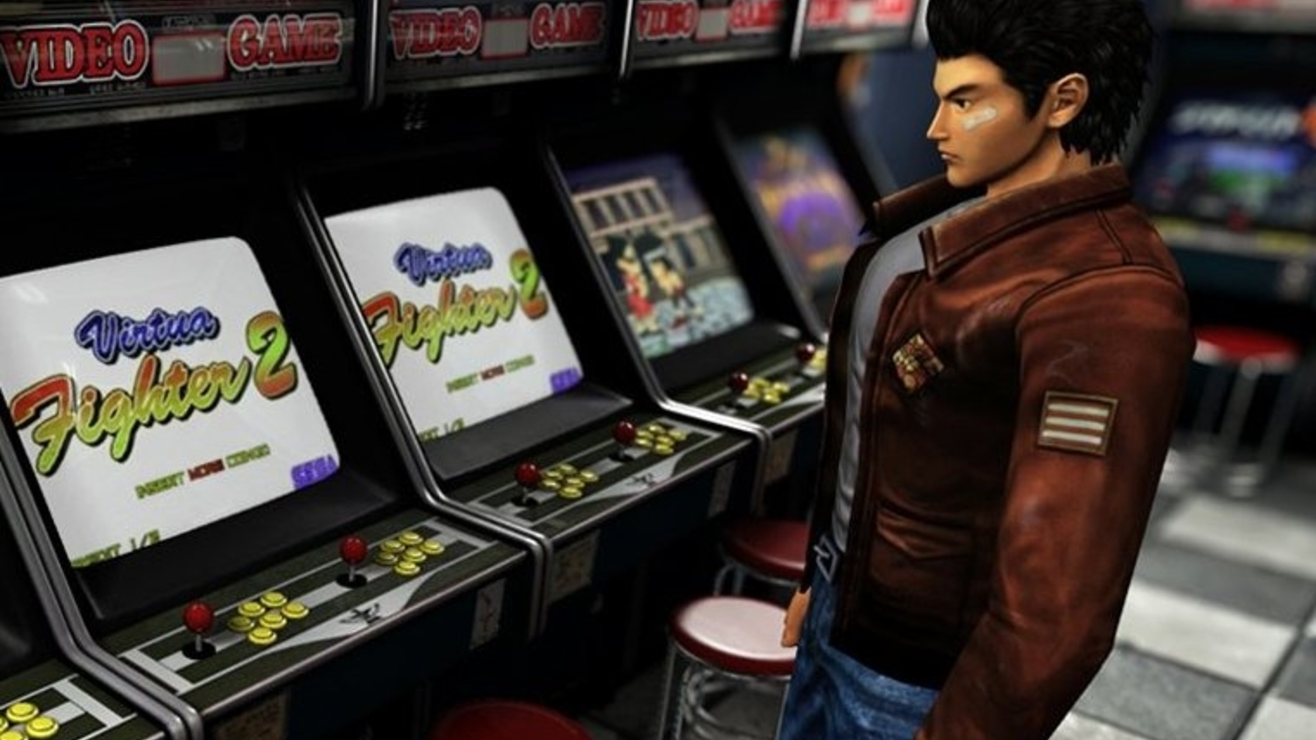 Shenmue fan is remaking the classic adventure in HD