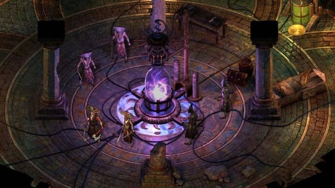 Al via la beta di Pillars of Eternity per i finanziatori