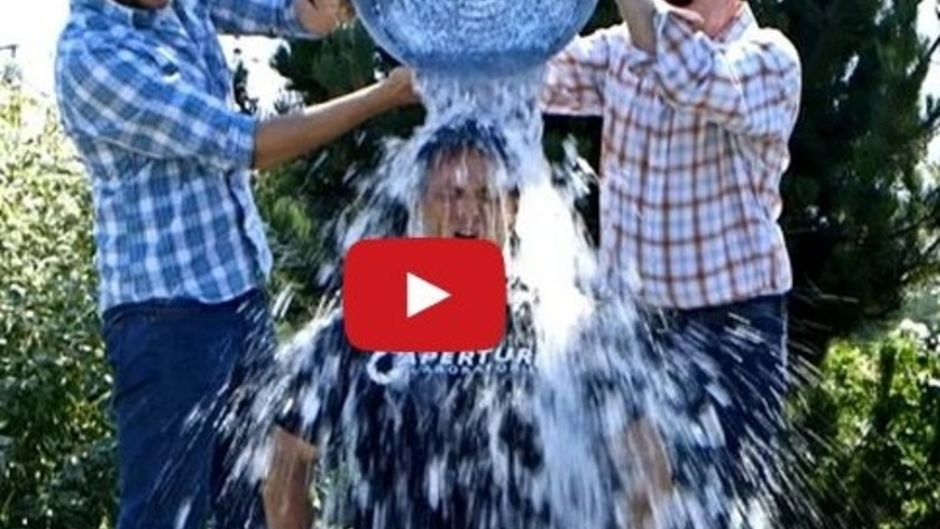 Watch Microsoft's Phil Spencer accept the Ice Bucket Challenge