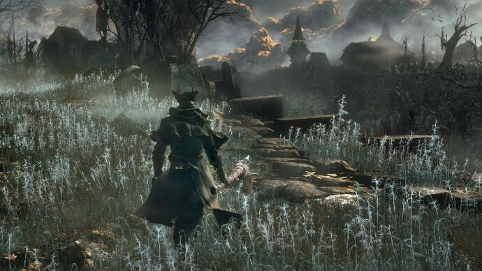 Bloodborne - vídeo gameplay de 6 minutos
