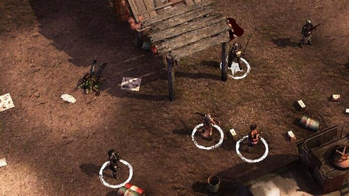 Wasteland 2 release date set for next month