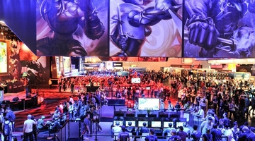 335,000 attended this year's Gamescom