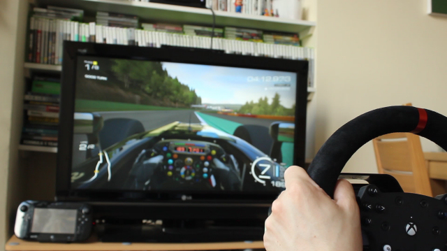 Does Forza 5 Play Better With A Steering Wheel?
