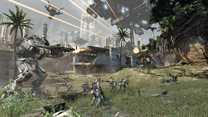 EA offers a free 48-hour trial of Titanfall on Origin    again