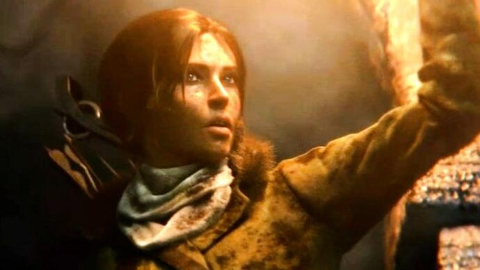 Crystal Dynamics confirma exclusividade temporária de Rise of the Tomb Raider