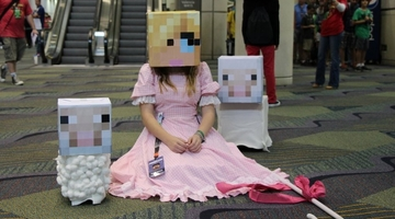 Next Minecon planned for 2015