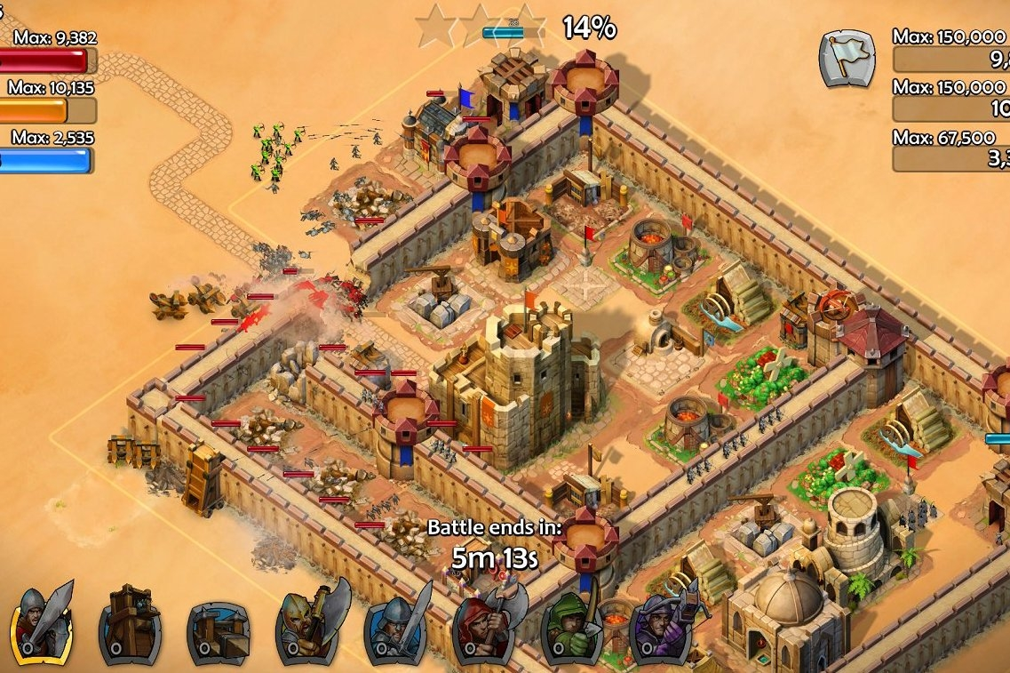 All Age of Empires Online Screenshots for PC, Xbox 360
