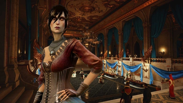 Dragon Age: Inquisition's Morrigan Has a 'More Human Side'