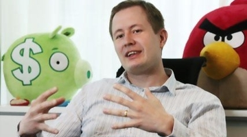 New CEO for Rovio as Mikael Hed steps aside