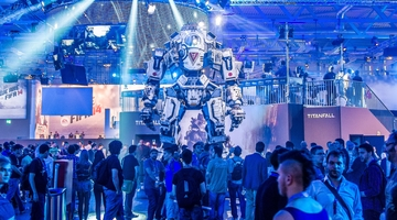 Gamescom catching up with E3 in terms of PR impact