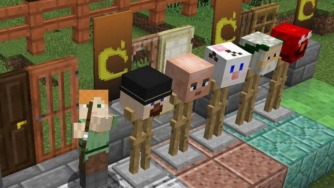 Minecraft's latest PC update has taken nearly a year to develop