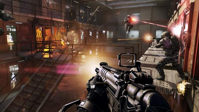 Nieuwe details over multiplayer modus Call of Duty: Advanced Warfare