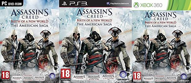 Ubisoft Announces Assassin S Creed Birth Of A New World