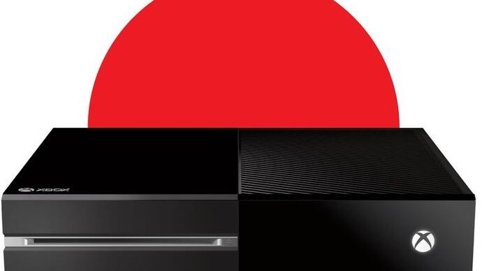 Xbox One's Japanese launch musters half sales of Xbox 360