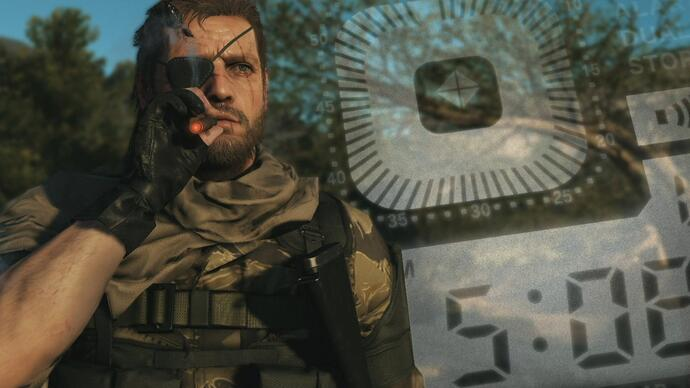 Antevisão do trailer de MGS V: The Phantom Pain para o Tokyo Game Show agendada para amanhã