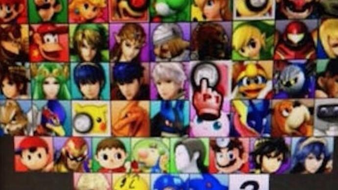 Watch this Super Smash Bros. 3DS stream confirm playable characters