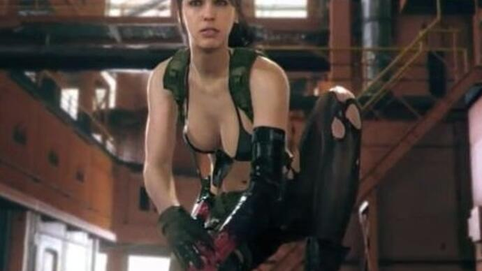 Novo trailer de MGS V: The Phantom Pain mostra as habilidades de Quiet