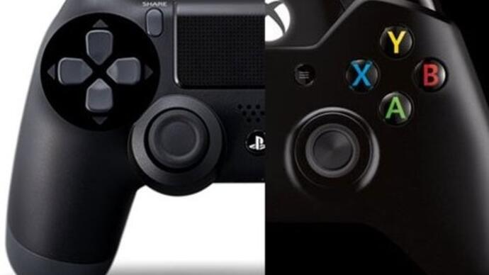 US Xbox One sales rise but PlayStation 4 still top