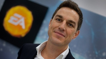 EA CEO reveals his three top priorities