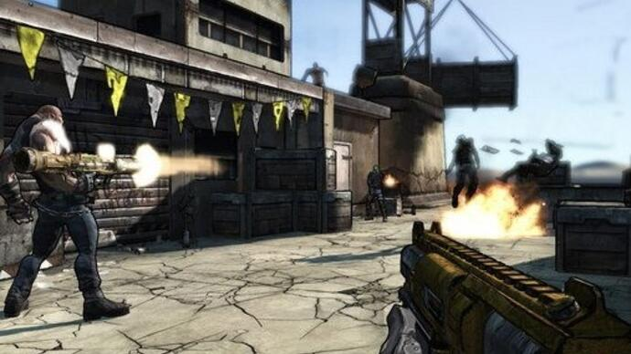 Borderlands updated with Steamworks multiplayer