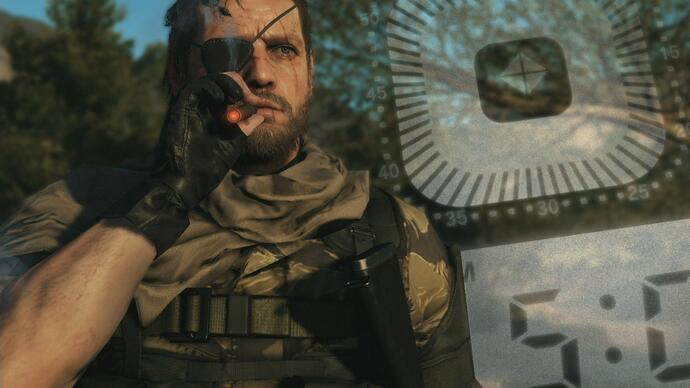 Metal Gear Solid V: The Phantom Pain confirmado para 2015