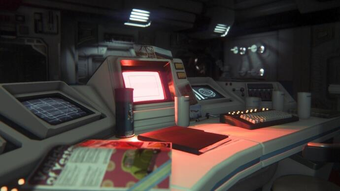 Alien: Isolation, il nuovo trailer Hear you Scream