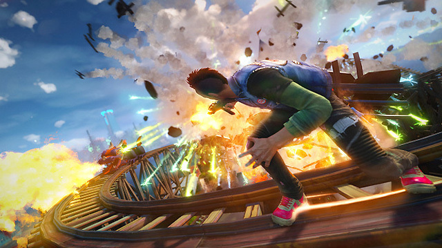 Sunset Overdrive Does Grinding and Gunplay, But Will it Blend?
