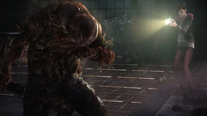 Watch 17 minutes of Resident Evil: Revelations 2 gameplay