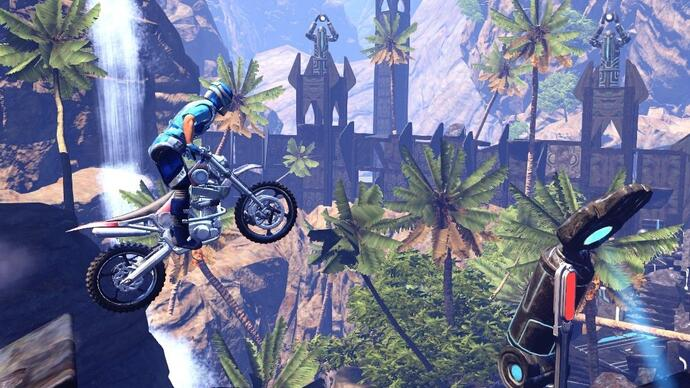 Trials Fusion: Welcome to the Abyss expansion release date
