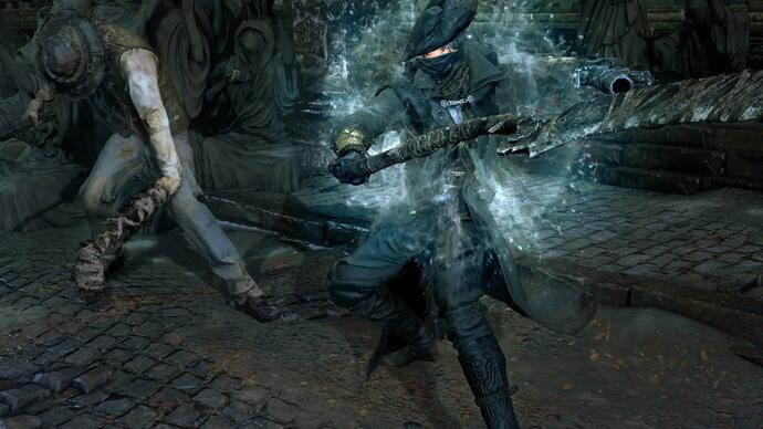 3 minutos de gameplay de Bloodborne na EGX 2014