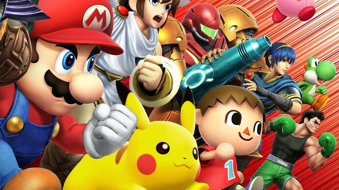 Análisis de Super Smash Bros. para Nintendo 3DS