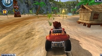 Beach Buggy Racing iPhone Review